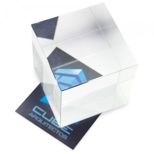 SIGHT EFFECT SQUARE CRYSTAL