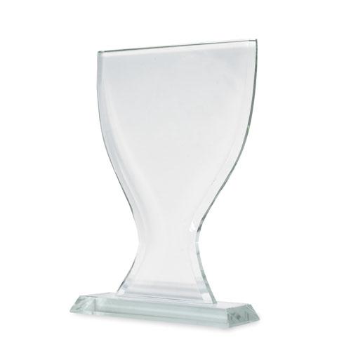 CUP SHAPED GLASS TROPHÉE