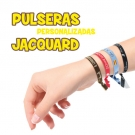 PULSERA PERSONALIZADA JACQUARD