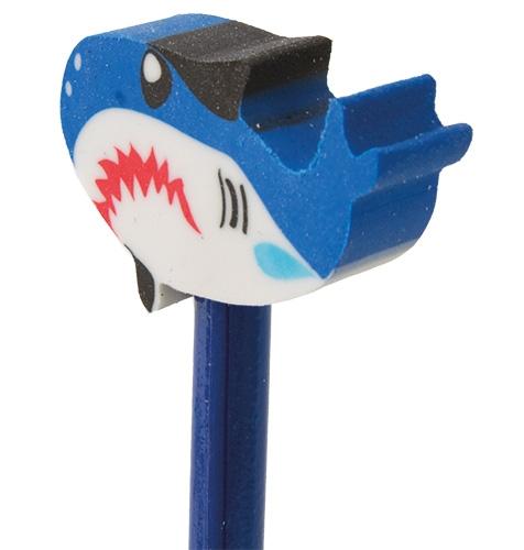 SHARK WOODEN PEN