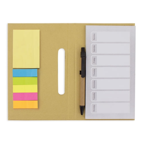 FOLDER WITH BOOKMARK PLANNING