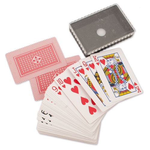POKER CARDS GAME