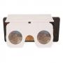 VISOR VR 3D BLANCO
