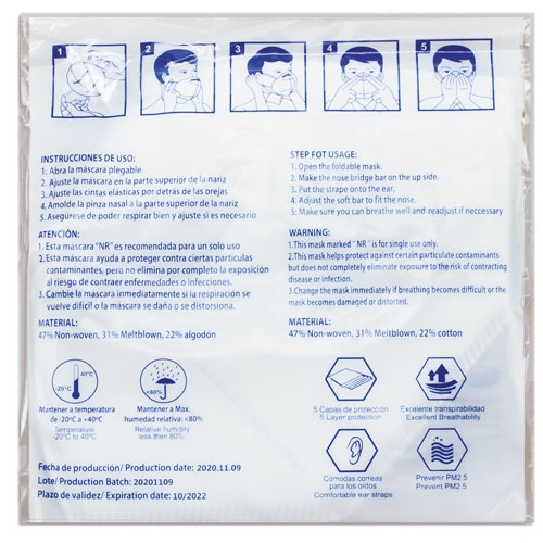 ULTRA PROTECTION MASK FFP2