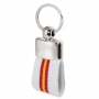 BELT FLAG KEY-RING