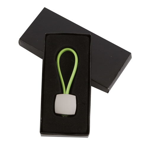 RECTANGULAR KEY-RING