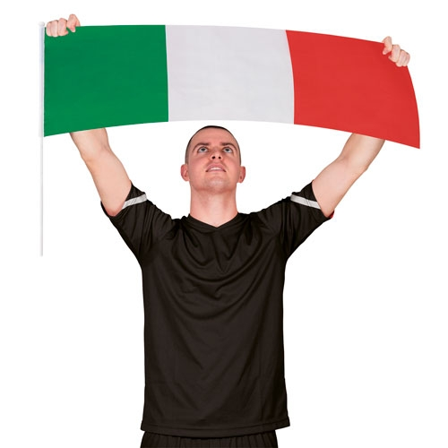 FLAG  SUPPORTER ITALY