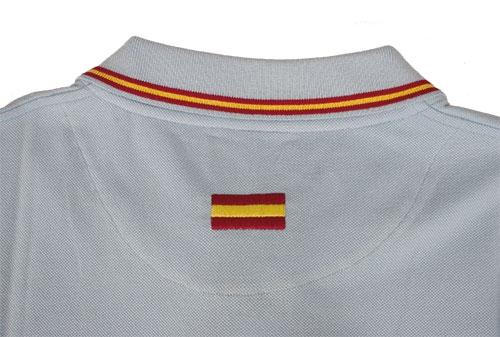 WOMAN FLAG POLO P. DELONE