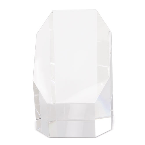 PRISME SHAPED GLASS TROPHÉE