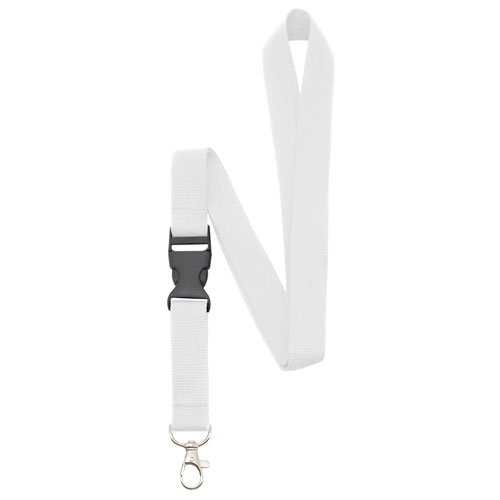 DOUBLE LANYARD WITHOUT MOBILE HOLDER