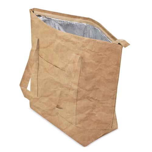 FRIDGE BAG WITH ZIPPER