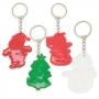 Christmas keyrings