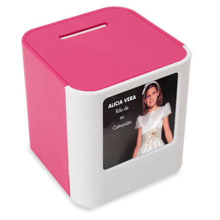 PHOTO HOLDER MONEY BOX