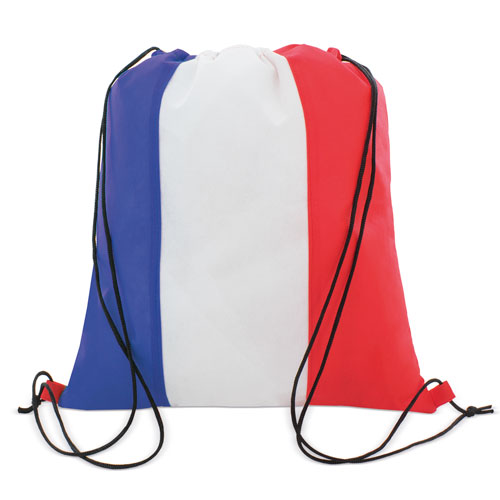 NON WOVEN FRANCE BACKPACK BAG
