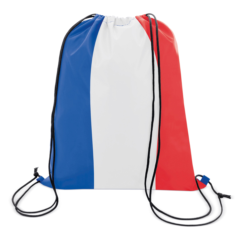 210T FRANCE BACKPACK BAG