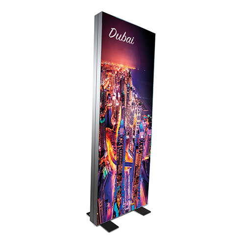 DOUBLE LED FRAME PLETA 60X160 CM