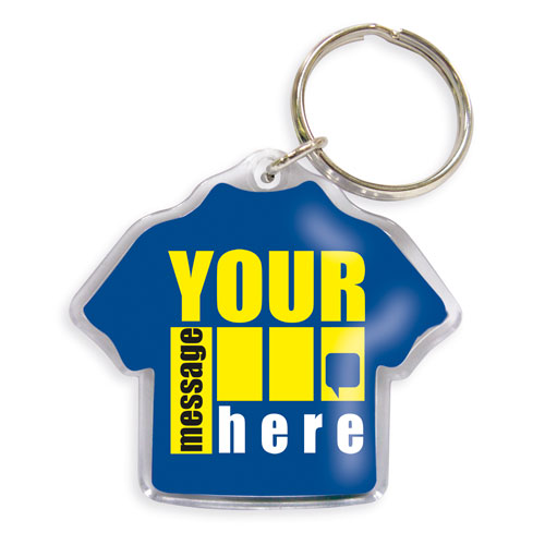 T-SHIRT ABS KEY-RING
