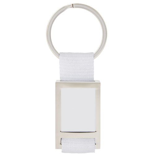 NYLON METAL KEY-RING