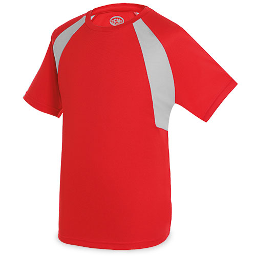 COMBINED D&F RED T-SHIRT