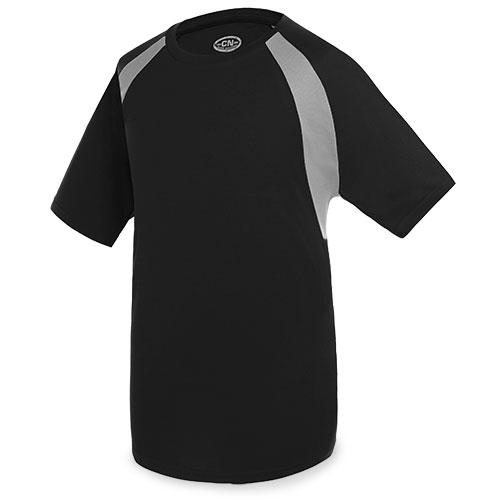 COMBINED D&F BLACK T-SHIRT
