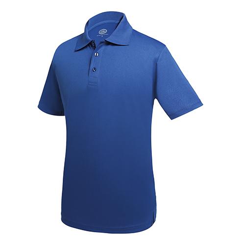 POLO GRANITO STYLUS BLUE