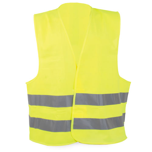 REVERSIBLE AND REFLECTIVE VEST