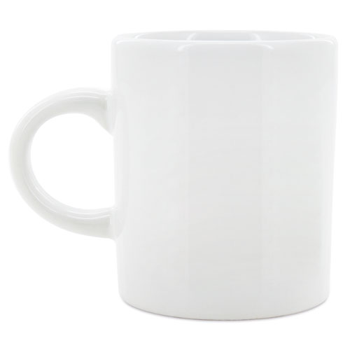 SUBLIMATION WHITE COFFEE MUG