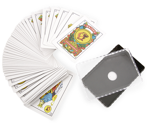 SPANISH CARDS GAME