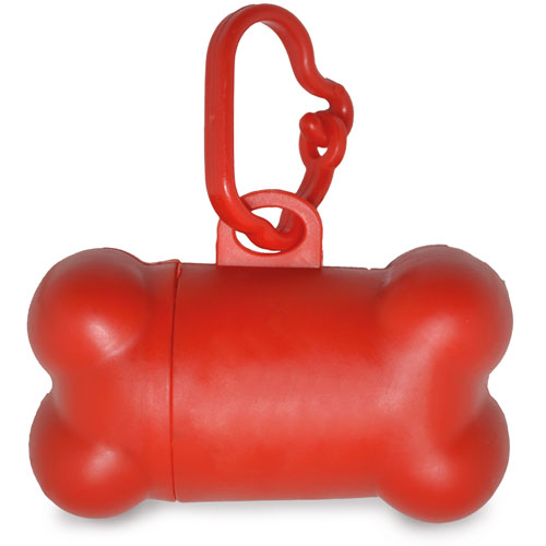 BONE SHAPED BAG-HOLDER