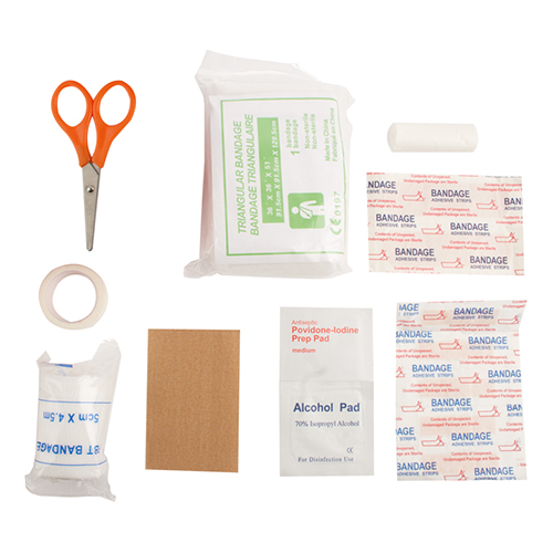 NYLON FIRST AID KIT