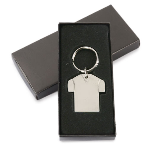 T-SHIRT METAL KEY-RING