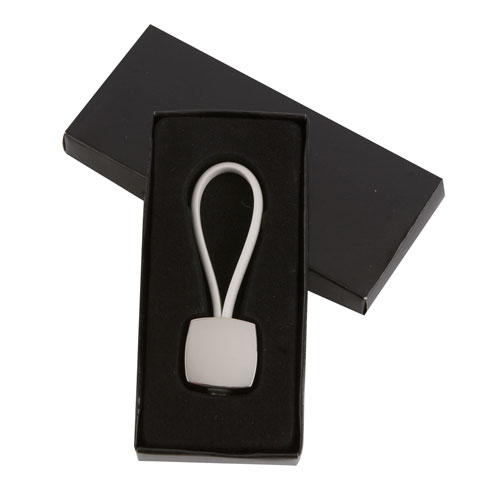 RECTANGULAR NEW LOCK KEY-RING