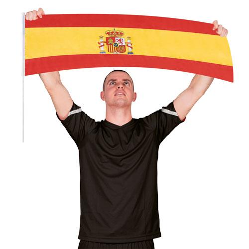 FLAG SUPPORTER SPAIN