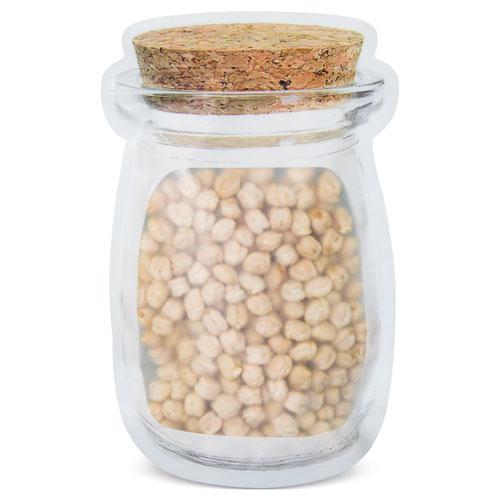 Foldable jar